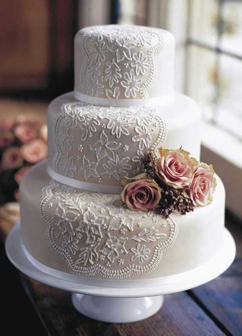 decoração de deliciosos bolos