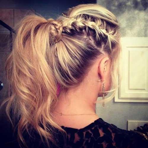 7 Incríveis Penteados Com Tranças Para Casamento Fácil