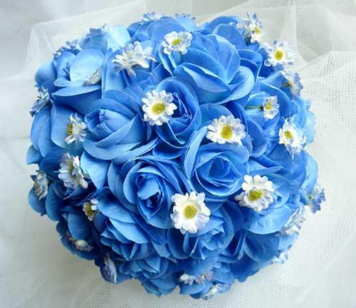Muito 35 Incríveis Bouquet de Rosas: Vermelhas, Azuis, Amarelas OC34