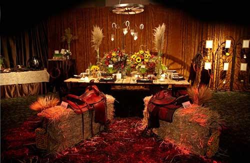 decoracao casamento country : 30 Ideias de Decora??o: Casamento Country Simples/Chique