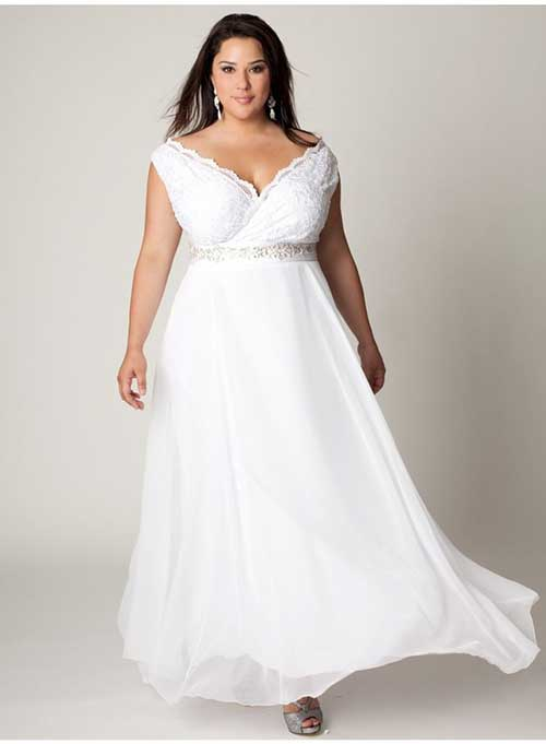 50 Modelos De Vestido De Noiva De Renda Curtolongosereia