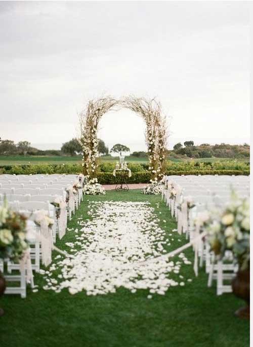 casamentos decorados