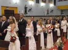 Fotos de Casamento Comunitário