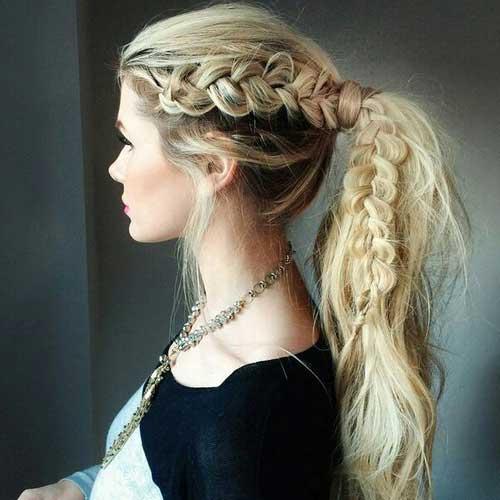 7 INCRVEIS Penteados com Tranas para Casamento (Fcil) - Step By Step Hairstyles For School Girls