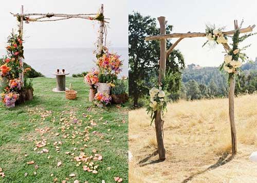 50 IDEIAS de Decoração de Casamento Hippie Chic 2c2538e0bf1