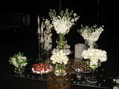 Fabuloso GUIA: Bodas de Cristal - Decoração, Presentes, Festa EB11