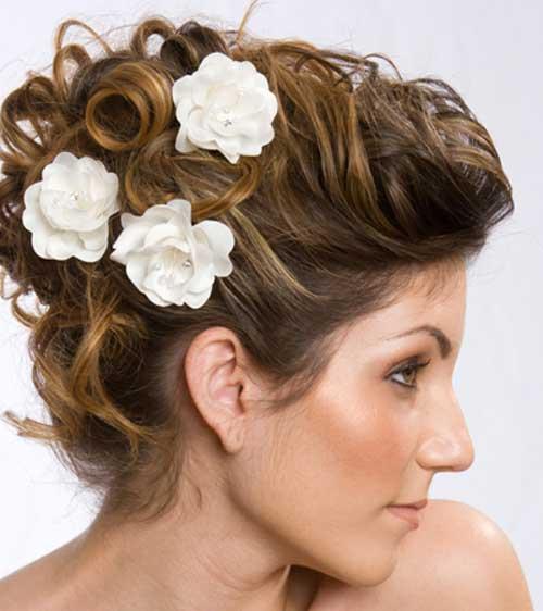10 Incríveis Penteados Para Noivas Bonitos Passo A Passo