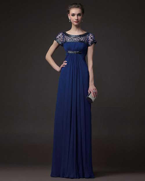 Vestido para madrinha de casamento simples e elegante