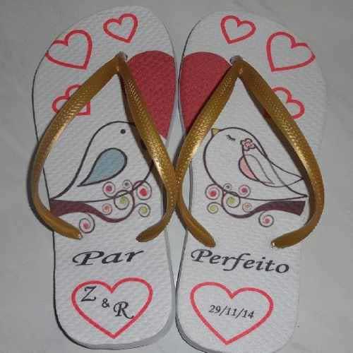 modelos de chinelos Chinelos personalizados