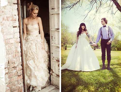 imagens de casamento ao ar livre