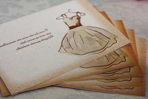 30 Sugestões De Cartão De Agradecimento Para Casamento