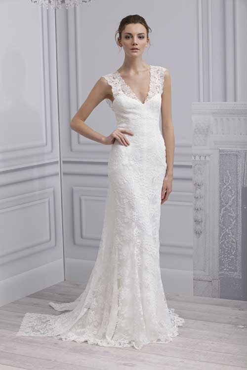 Extremamente 30 Modelos de Vestidos de Noiva Simples INCRÍVEIS! KV14