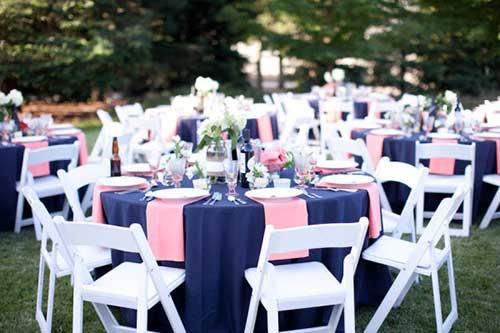 decoracao de casamento azul marinho amarelo e branco:Confira dicas imperdíveis para ter um casamento rosa e azul perfeito