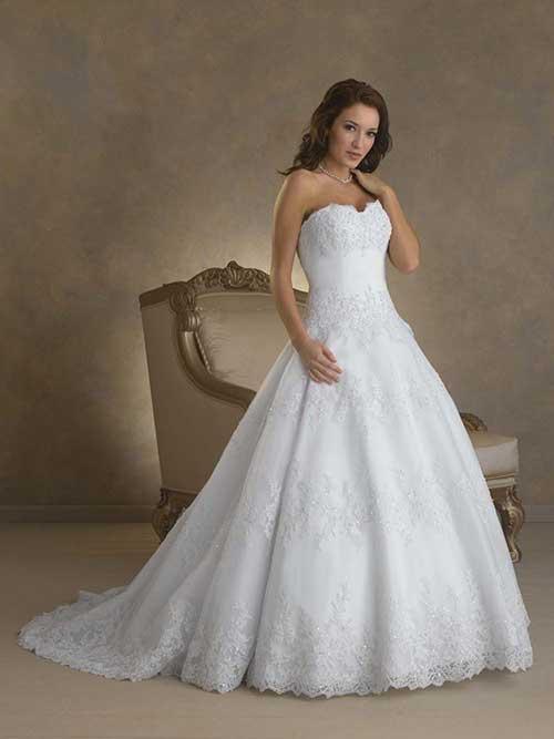 30 Modelos De Vestidos De Noiva Simples Incríveis
