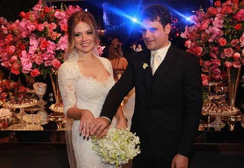 Casamento do Vesgo e da Gabi