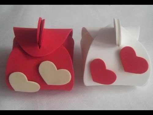 Lembrança casamento com moldes