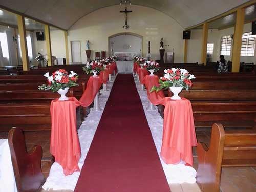 na igreja católica