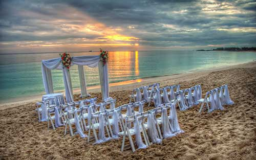 40 Ideias para Decoração de Casamento na Praia!