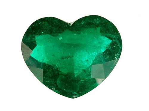 esmeralda verde