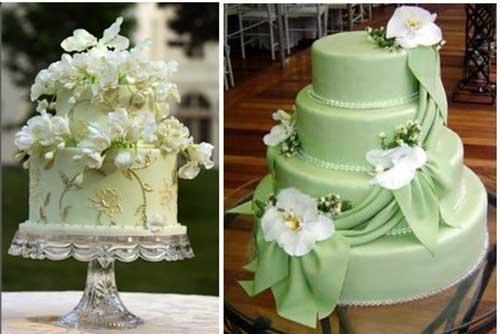 decoração de bodas de esmeralda