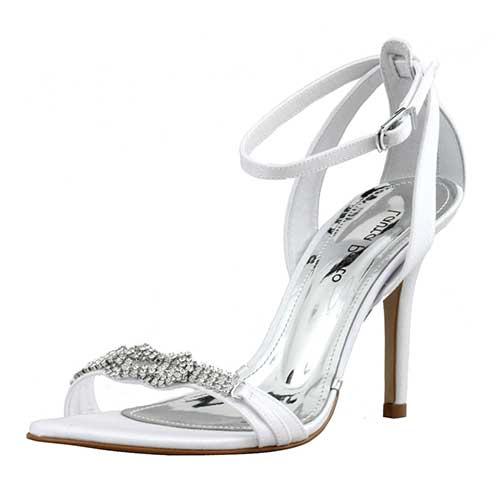 calçados de noiva