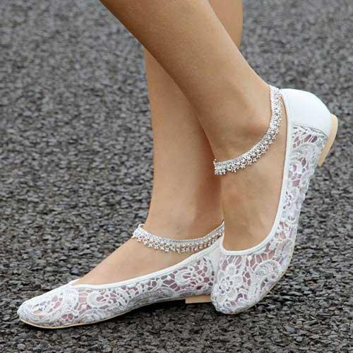 30 Sapatos Perfeitos Para Noivas Fotos Modelos Dicas