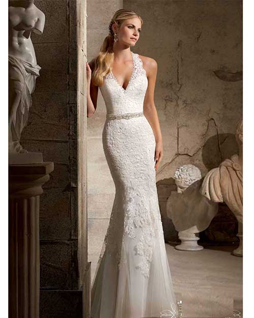 Vestido de noiva barato online