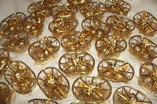 planejamento e organização de bodas de ouro