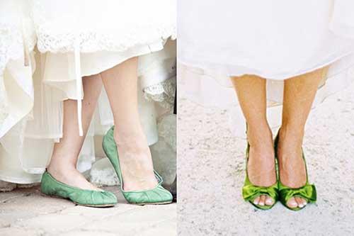 modelos de sapatilhas para noivas