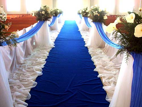 Guia Decora 231 227 O De Casamento Azul Fotos Da Festa