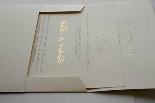 convites para bodas de ouro