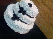 bolo de festa de aniversário
