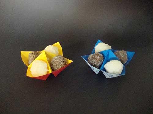 beijinhos de coco