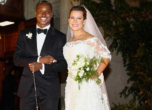 d6a1805bb TUDO: Casamento do Thiaguinho com a Fernanda Souza