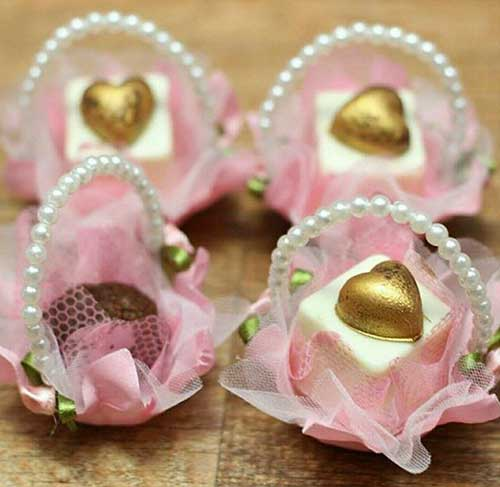 rosa e dourado