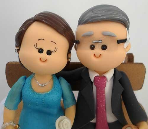 lembranças do casamento