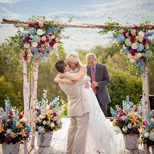 Bolsa para casamento no campo : Dicas de como organizar festa casamento no campo