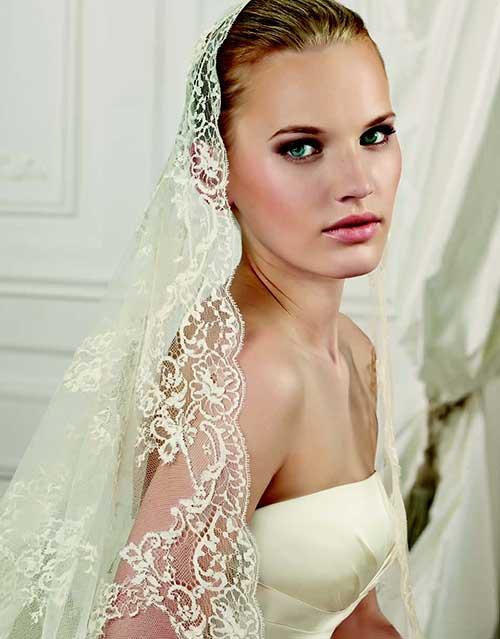 Fotos de Mantilha da Noiva