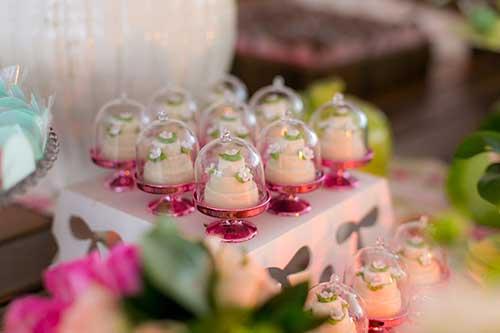 imagens de decoração de chá de bar