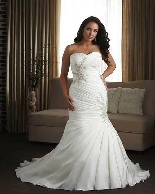 vestido sereia para casamento