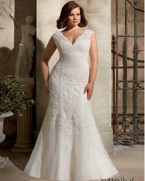 vestido sereia de noiva