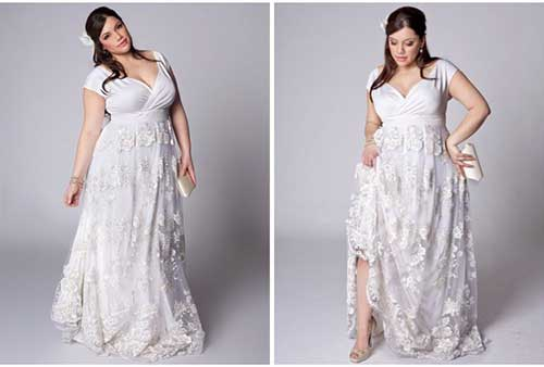 modelos brancos