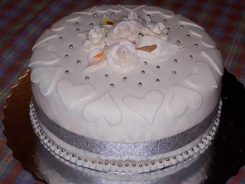 bolo decorado bonito