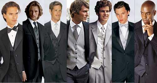 com terno e gravata
