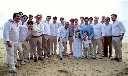 Roupas para Casamento na Praia