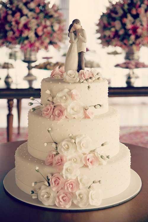 Fotos de bolo de casamento 66