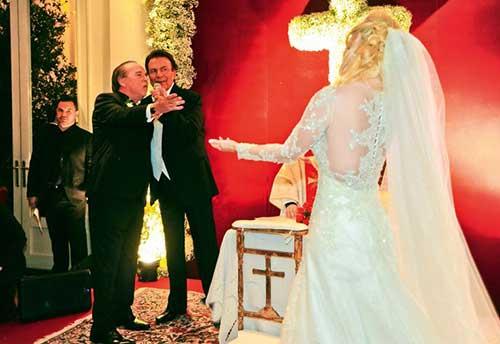 casamento da rica