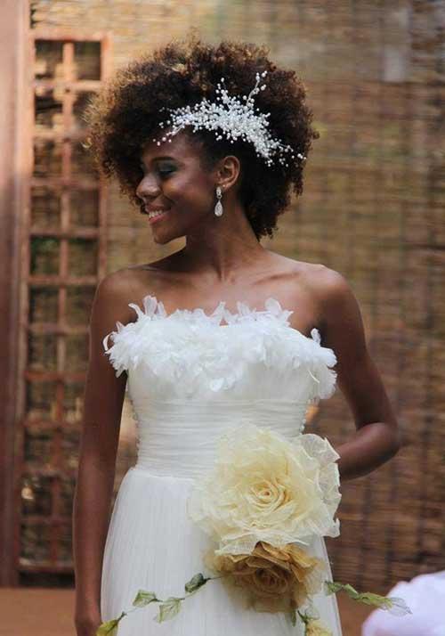 para noivas negras