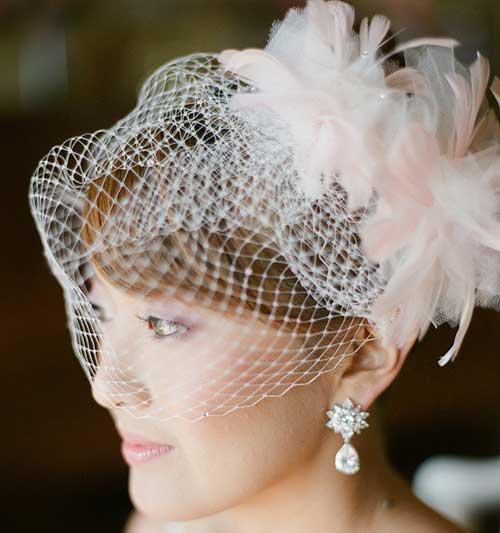 arranjos para cabelos de noivas