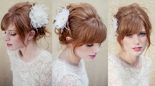 dicas de penteados para noivas